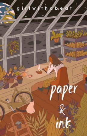 Paper & Ink by kaririori