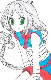 Hatake Kaoru - The Copy Cat Ninja Daughter (Sasuke Love Story) cover