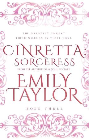 Cinretta: Sorceress (C.Bk.3) by _anothermisfit_
