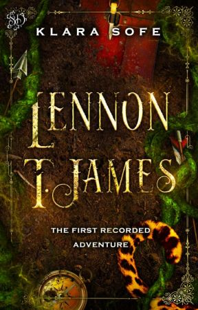 LENNON T. JAMES by klarasofe