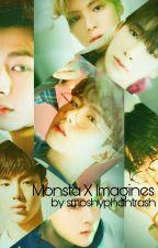 MONSTA X One Shots by smoshyphantrash