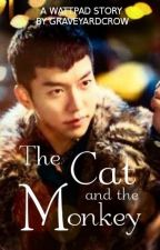 The Cat and the Monkey (Korean Oddesy - Son O-gong) by graveyardcrow