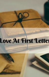 Love at First Letter ✔️ cover