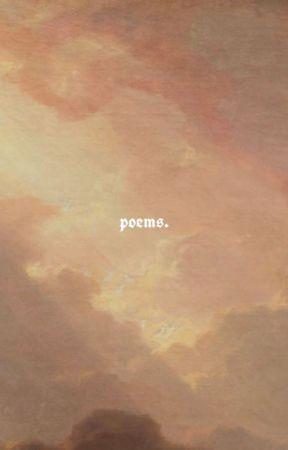 poetry. by bellflowers_