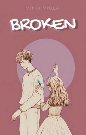 Broken -Daniel Seavey by Crazygamingforever