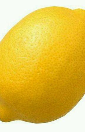Lemon Book by IAmHamiiltrash