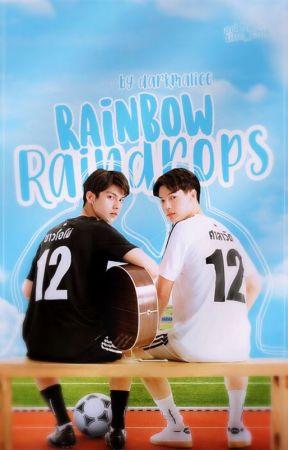 Rainbow Raindrops by darkmalice