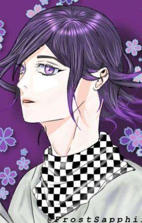 Danganronpa Artbook by FrostSapphire24