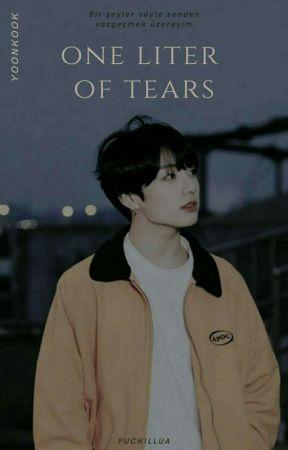 one liter of tears | yoonkook ✓ by FUCKILLUA