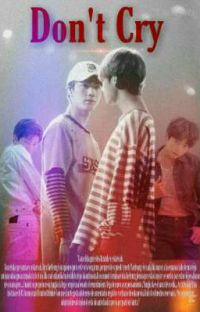 Don't Cry. [[TAEJIN]].  cover