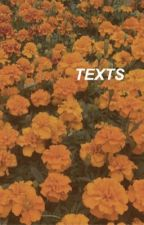TEXTS → oasis by chasing-yesterday