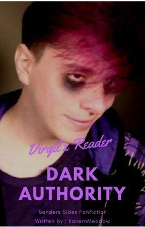 Dark Authority [Virgil x Reader] by KanernMeadow