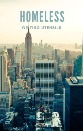 Homeless by writingutensils
