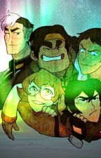Voltron Oneshots {Discontinued} by Klance_Fam2000