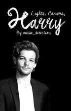 Lights, Camera, Harry // l.s. by aussie_direction