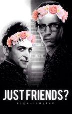 Nygmobblepot - Just Friends? by nygmaismydad
