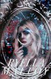 Ryella Malfoy ➳ Ron Weasley cover