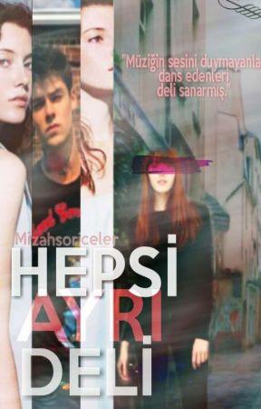 HEPSİ AYRI DELİ by Mizahsoriceler