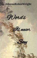 Letters《𝙿𝚘𝚎𝚝𝚛𝚢》  ni AthenaRobinWright