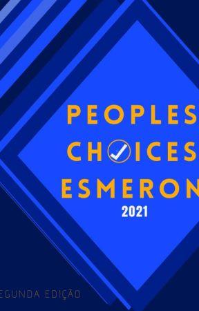 Peoples Choices Esmeron  by Esmeron_Oficial