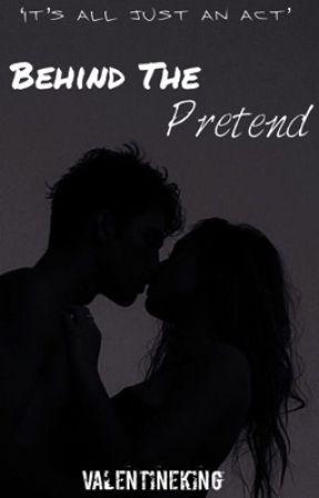 Behind the pretend- Fillie by ValentineKing
