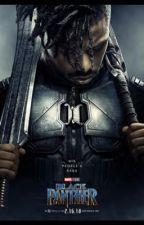 Black panther imagines (Erik killmonger) by DiorrrrWho