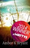 Unseen (Watty Winner) ✔ cover