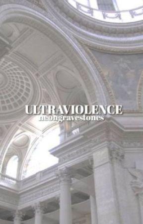 Ultraviolence // Tyler Joseph + Jenna Black by neongravestones