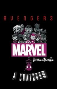 Avengers : A Chatroom  cover