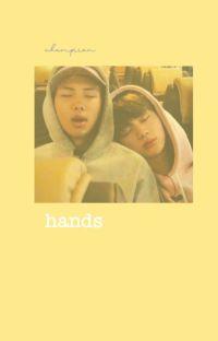 hands ⟶ namjin cover