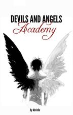 Devils and Angels Academy (BxB) by Abriello