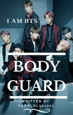I am BTS' bodyguard    V x OC x JK x Suga by carojgomez