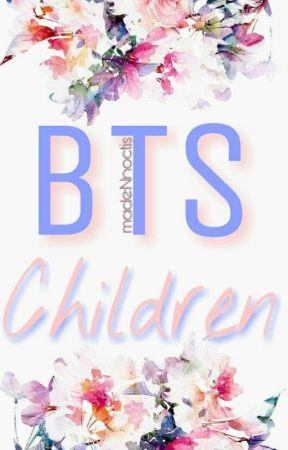 BTS Children by senpaechi