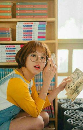 Little love letter•Wonkyu (HIATUS) by tysystem
