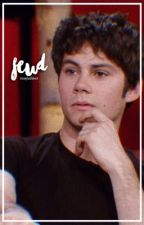 feud ▹ dylan o'brien by reinfalldeer