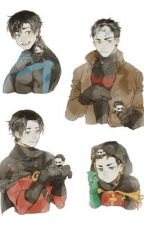 Batboys x Reader by determined03
