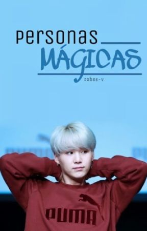 Personas Mágicas ;; yoonmin «one shot»  by hoseoft