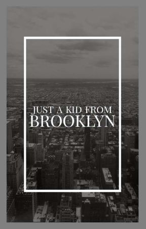 Just A Kid From Brooklyn by VibraniumFrisbee