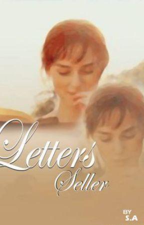"""بائعة الرسائل Letters Seller """"النسخة العربية""""  by SplashOfWonderful"""