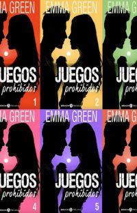 Juegos Prohibidos La Saga Completa  cover