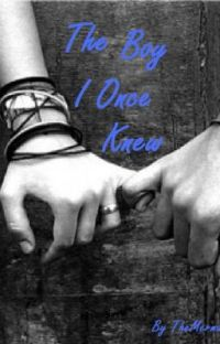 The Boy I Once Knew cover