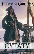 CYTATY Piraci z Karaibów autorstwa Lady_Brunette_