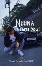 Noona, I Hate You! •Jeon Jungkook Royal AU • ✅ by LaikaTaehyung