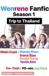 Season 1 : Trip To Thailand [COMPLETED] cover