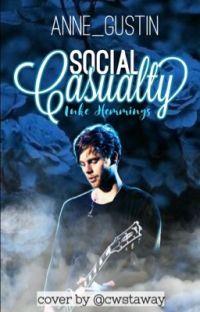 Social Casualty - Luke Hemmings cover
