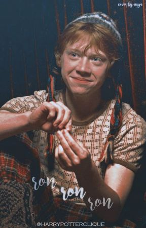 RON ( face claims. ) by harrypotterclique