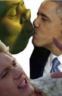 Shrek X Obama cover