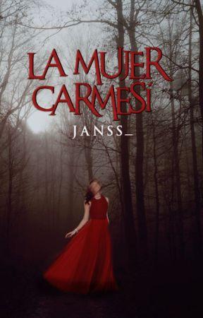La Mujer Carmesí © by JANSS_