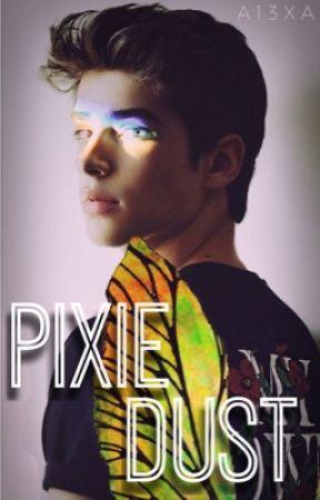 Pixie Dust {ManxBoy} by _A13XA_