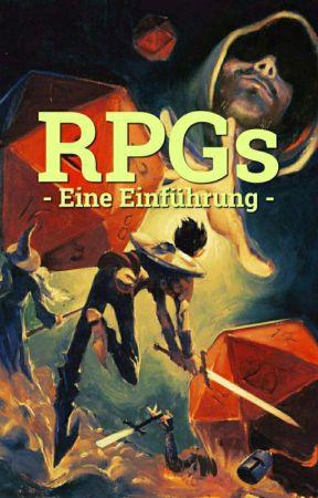 RPGs - Eine Einführung by Mairahestia